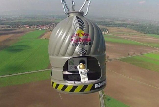 lego stratosphere jump