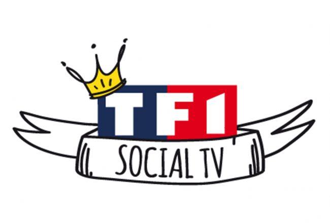 tf1 social TV