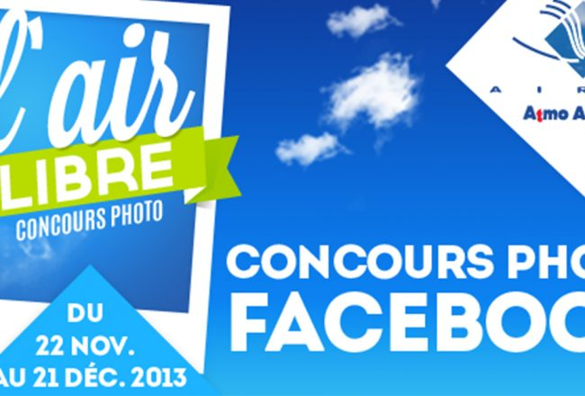 concours photo facebook