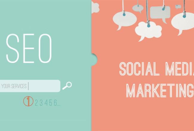 seo et réseaux sociaux