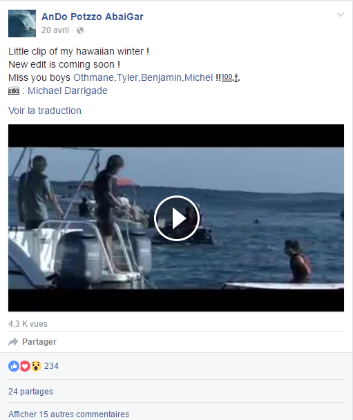 facebook video native