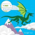 dragon google map