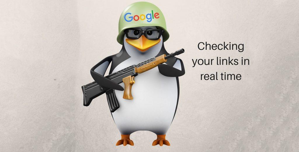 penguin mises à jour google