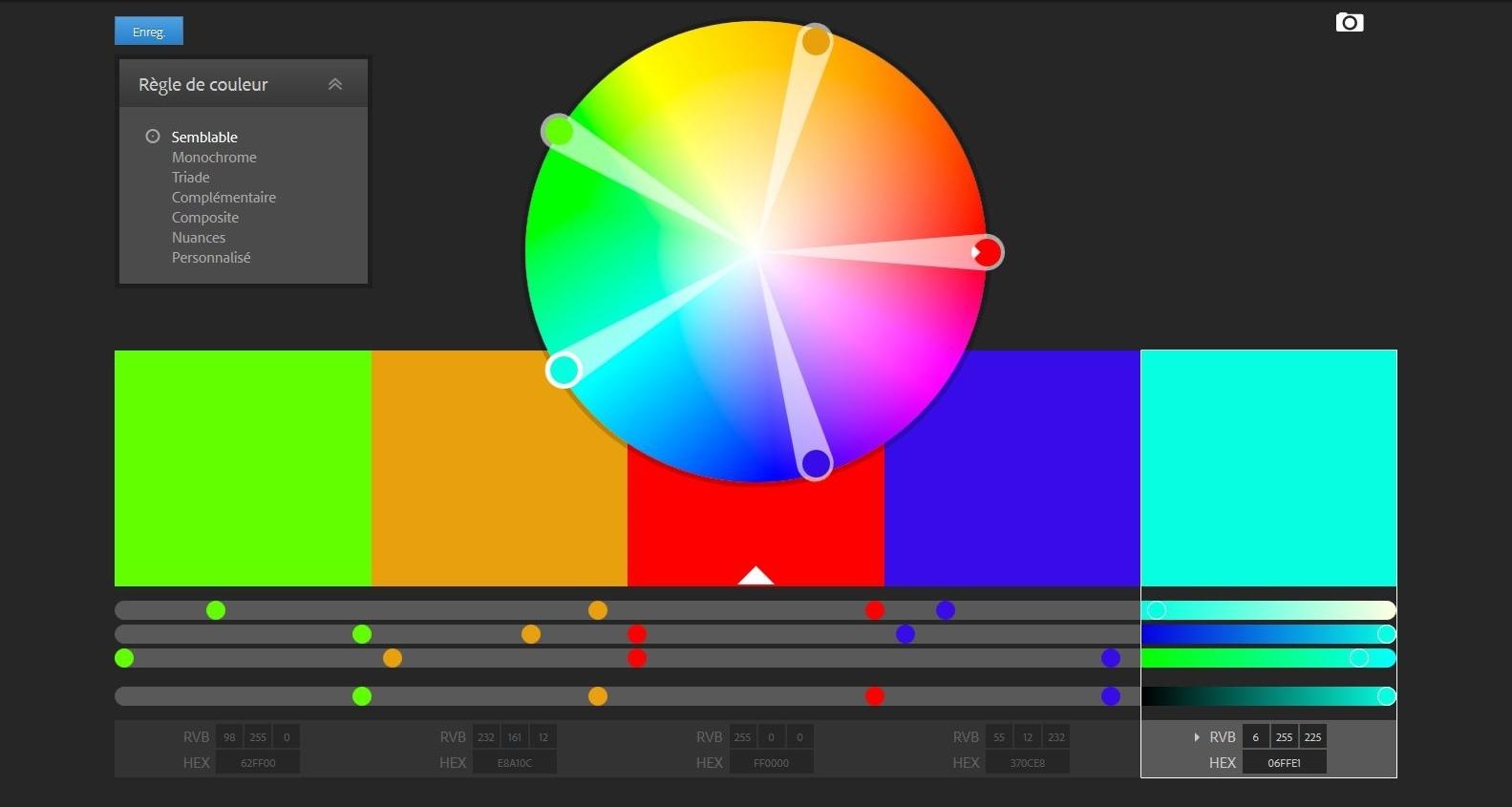 Adobe CC Color