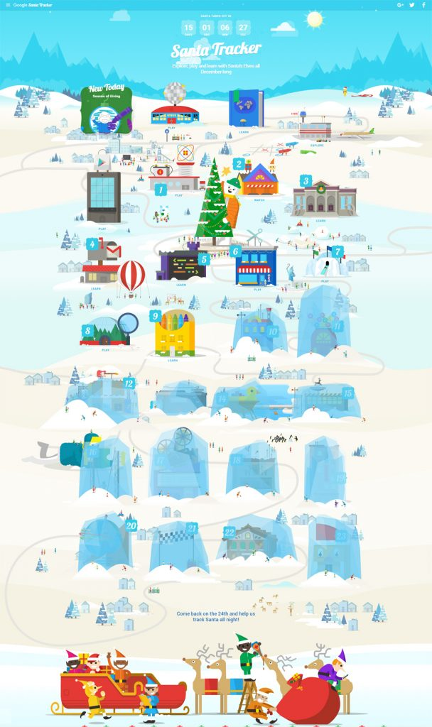 santatracker-google-village