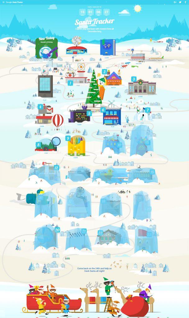 santatracker-google-village