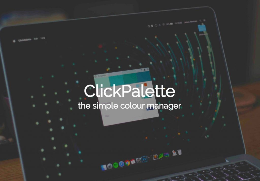 Clickpalette