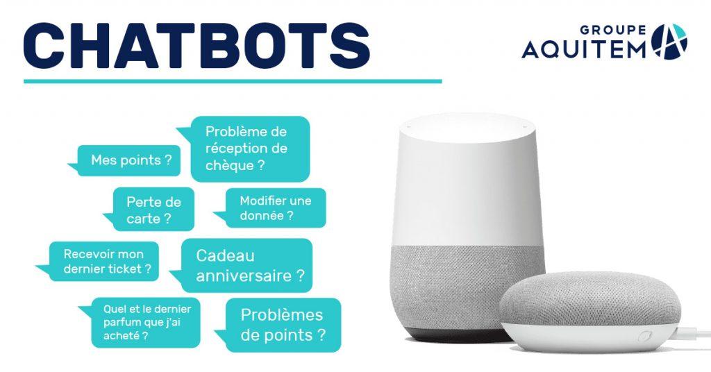 """Le Chatbot, la relation client ne """"dort"""" jamais"""
